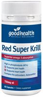Red Super Krill 750mg